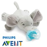 Philips Avent ultrablød snuggle, elephant
