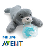 Philips Avent ultrablød snuggle, seal